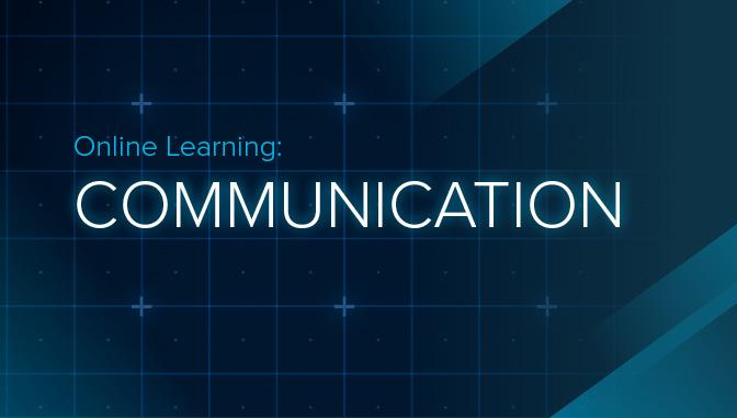 communicating online
