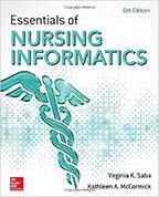 images of Nursing Informatics Book cover