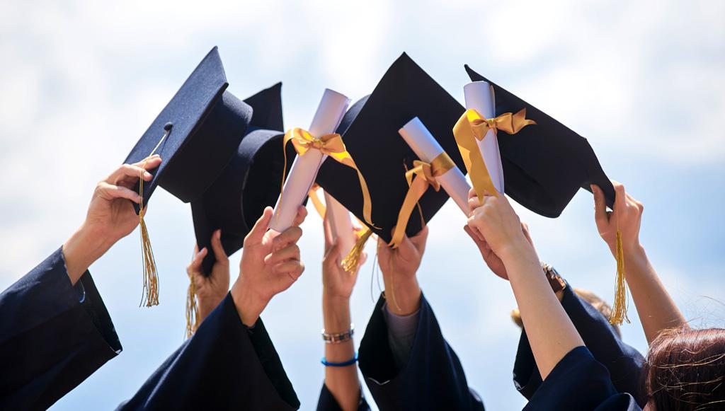 Excelsior College graduation