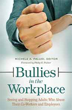 image of Bullies in the Workplace bookcover