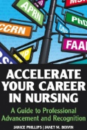 image of Accelerate Your Career in Nursing bookcover