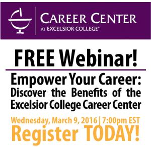 Career Center Webinar - Square Ad SM