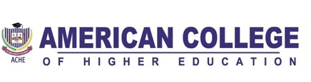 American College of Higher Education in Sri Lanka