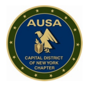 AUSA, Capital District NY Chapter