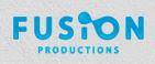 Fusion Productions logo