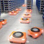 warehouse automation robots