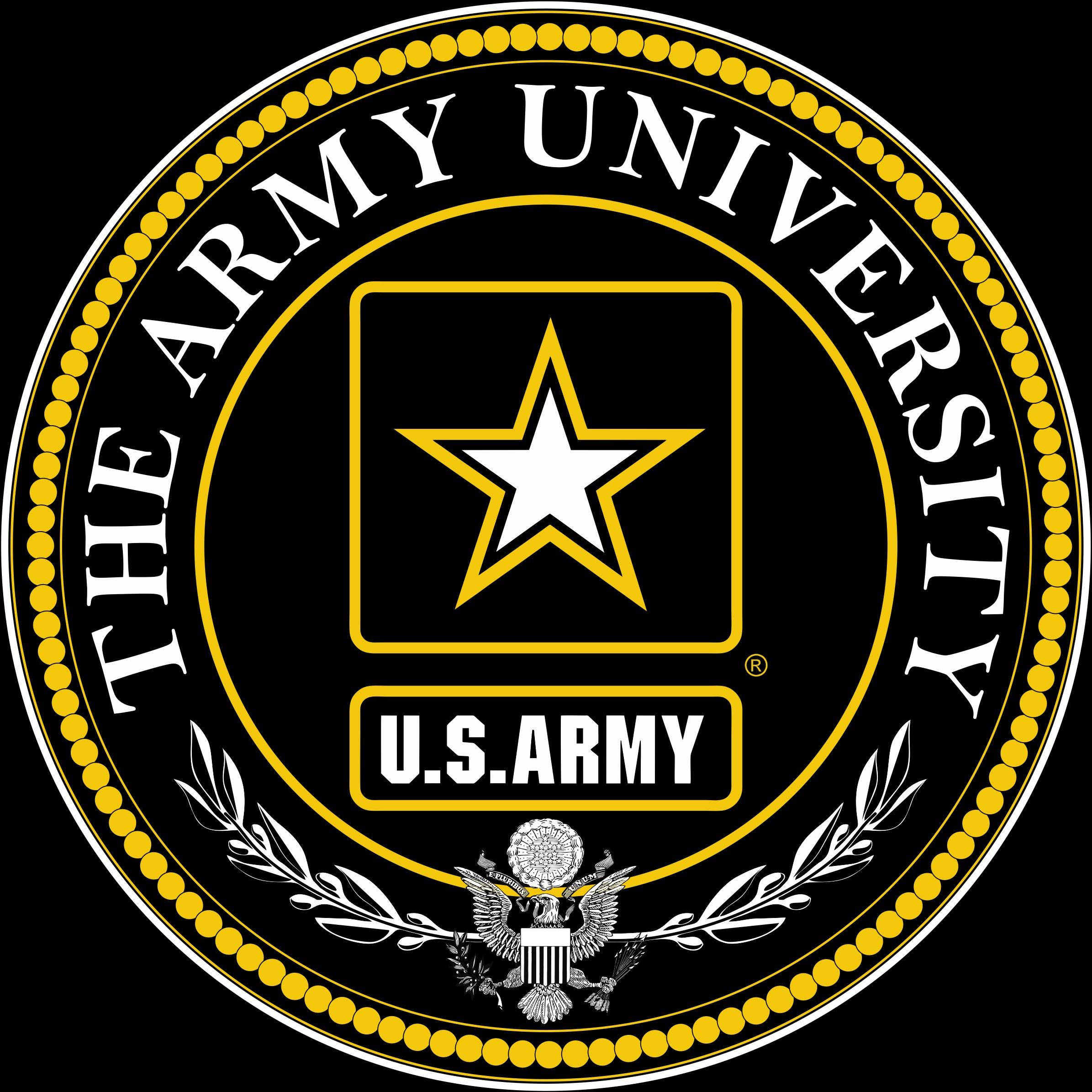 Army University Logo