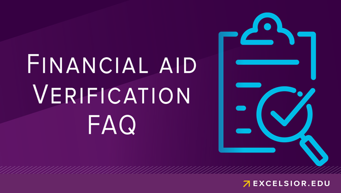financial aid verification faq