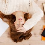 how to balance school and life, stressed out girl