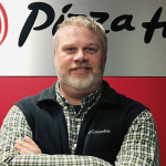 jason hammerlink at pizza hut headquarters