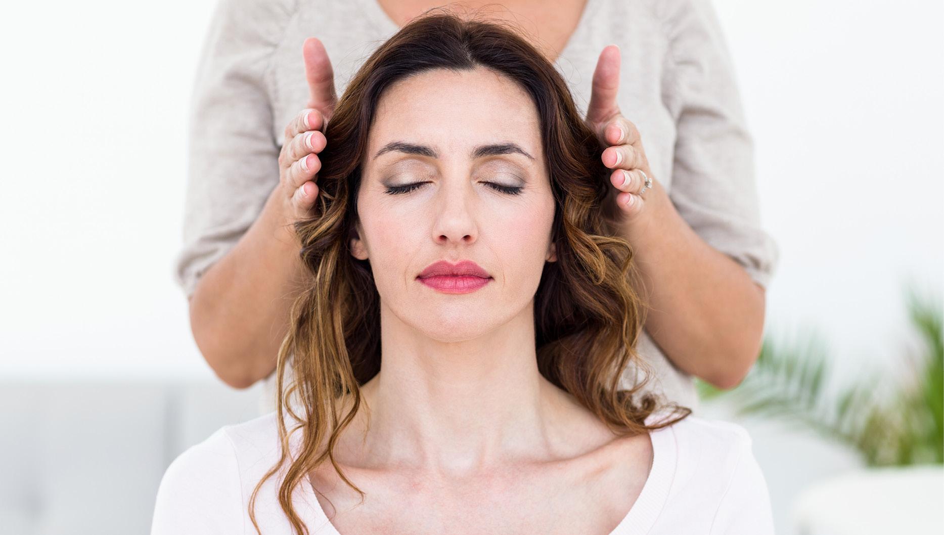 alternative medicine  therapeutic touch