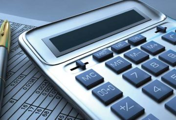 financial accounting course- calculator