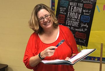 Kathryn Elder, teaching