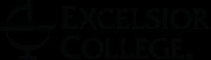 Excelsior College Logo in black