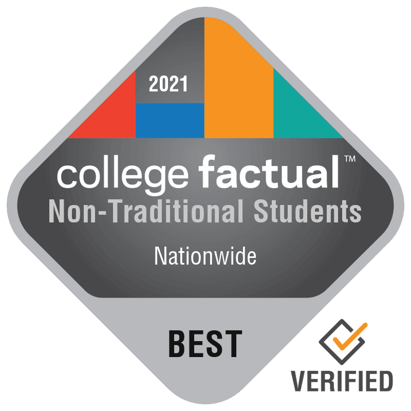 College Factual - Best Schools for Non Traditional Students