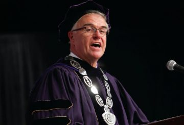 Excelsior College president, James N. Baldwin