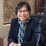 Li-Fang Shih, Dean of the School of Business and Technology