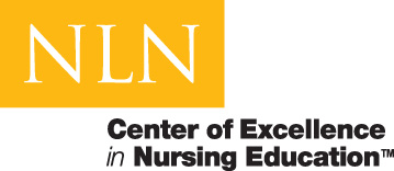 Center of Excellence in Nursing Education logo