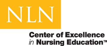 Center of Excellence in Nursing Education logo