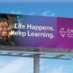 Excelsior College Billboard