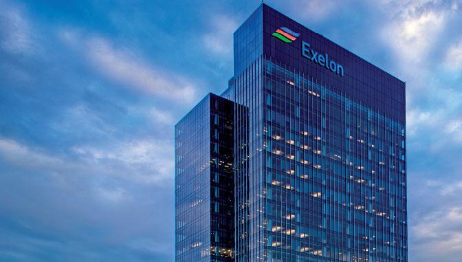 Exelon building