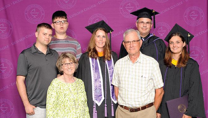 Loats family photo