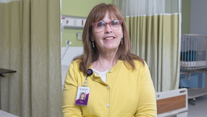 Marianne Brennan, Excelsior College Nursing Faculty