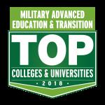 MAET Top Colleges & Universities logo