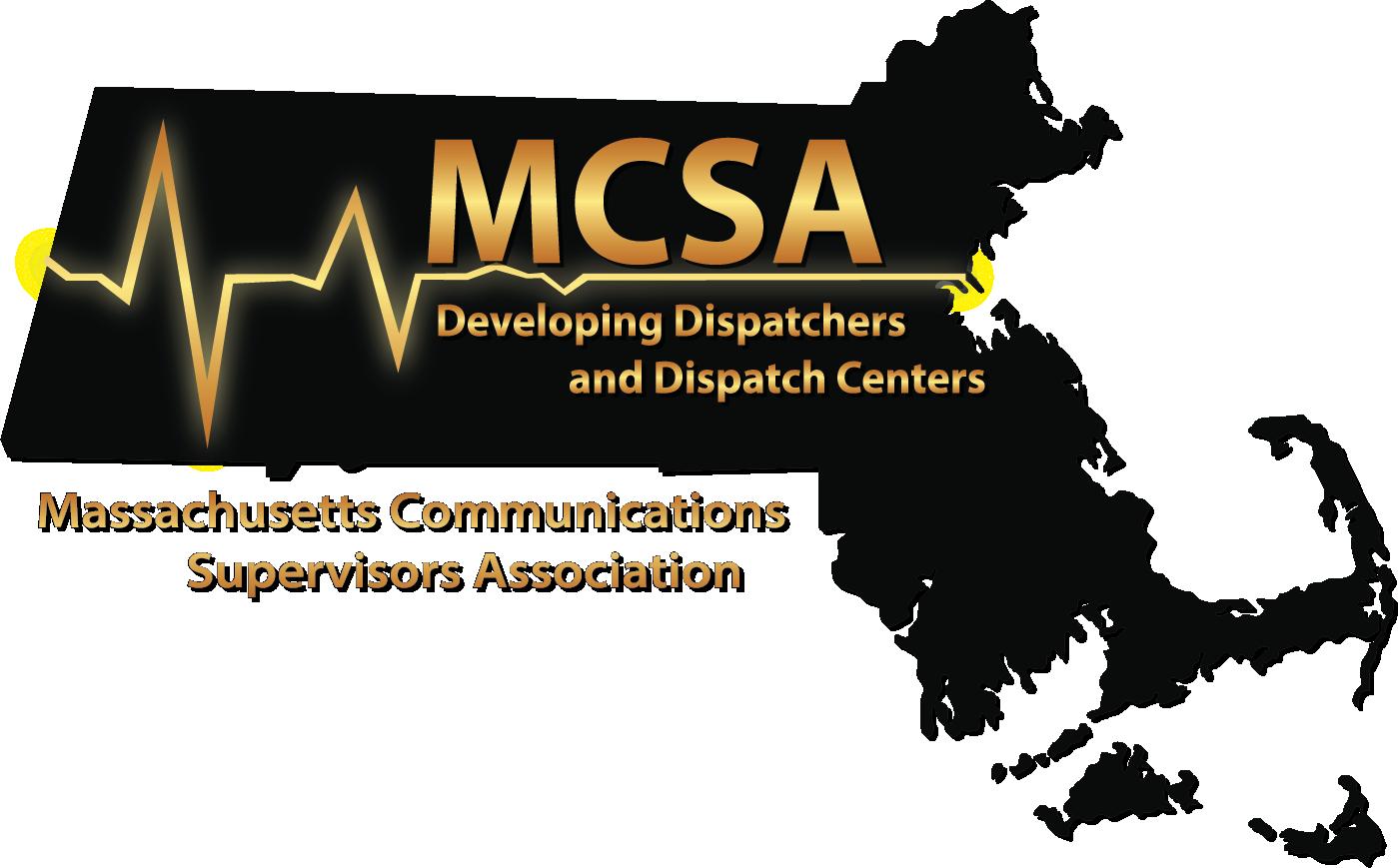 Massachusetts Communications Supervisors Association logo