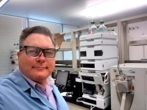 Jesse Bradley, using his Associate of Science in Technology