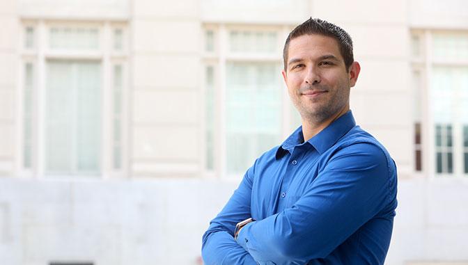PSEG Nuclear partner graduate Steven Hannerfeld