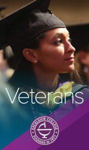 Veterans Viewbook Cover