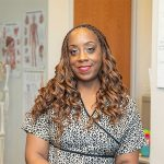 Limah Houston, phlebotimist, associate in health sciences