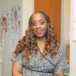 Limah Houston, phlebotimist, associate in health sciences