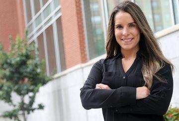 Nicole Lopez, US Deputy Marshall