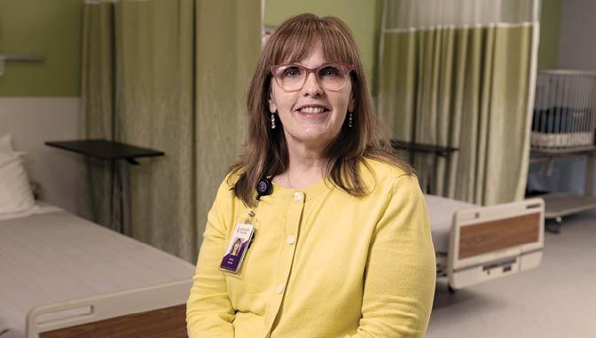 Mickey Brennan, Nursing Faculty