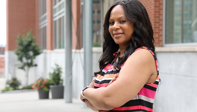 Yolanda Johnson, Master of Health Sciences