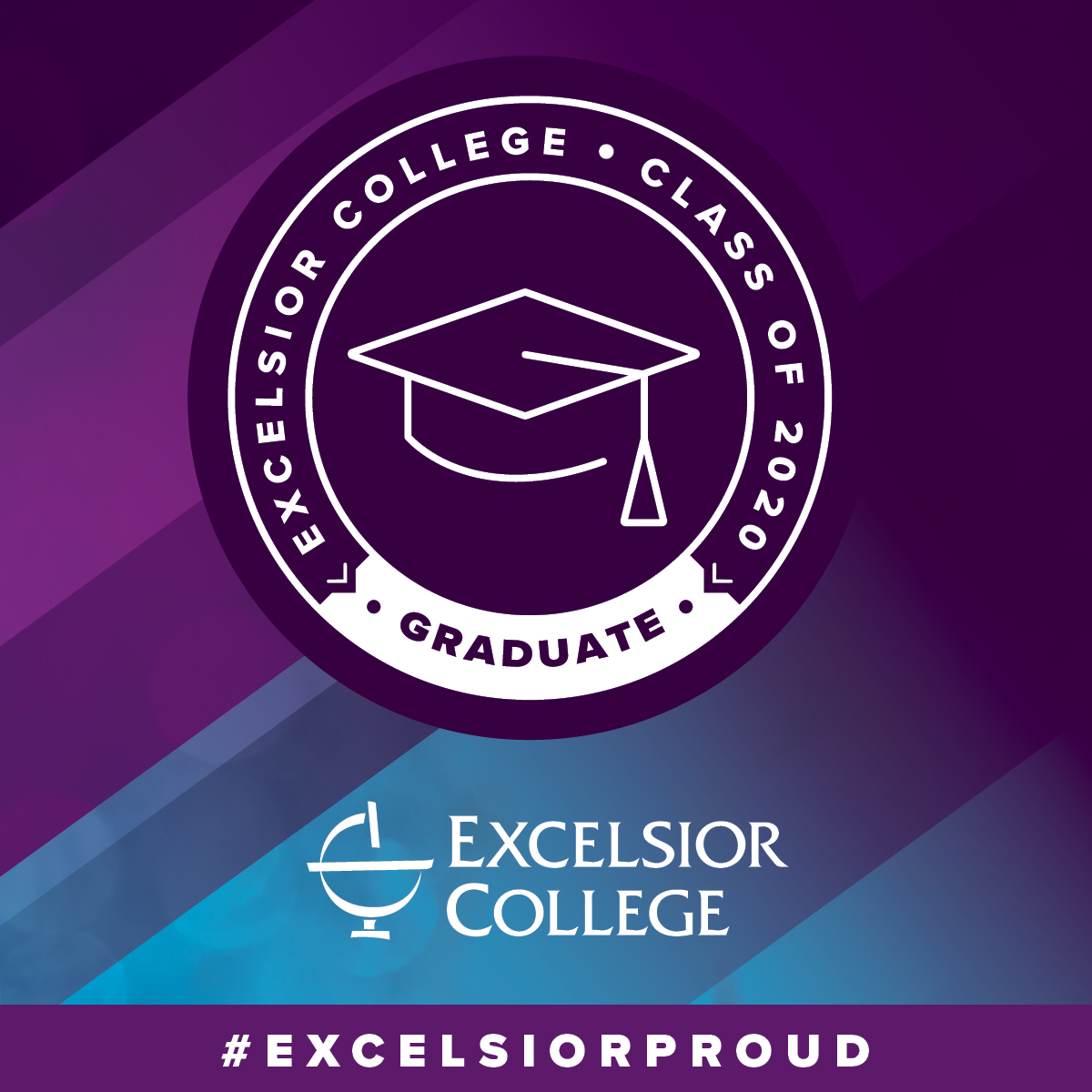 Excelsior College Class of 2020 #Excelsior Proud
