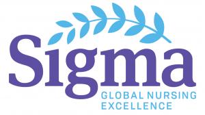 Sigma Global Nursing Excellence logo