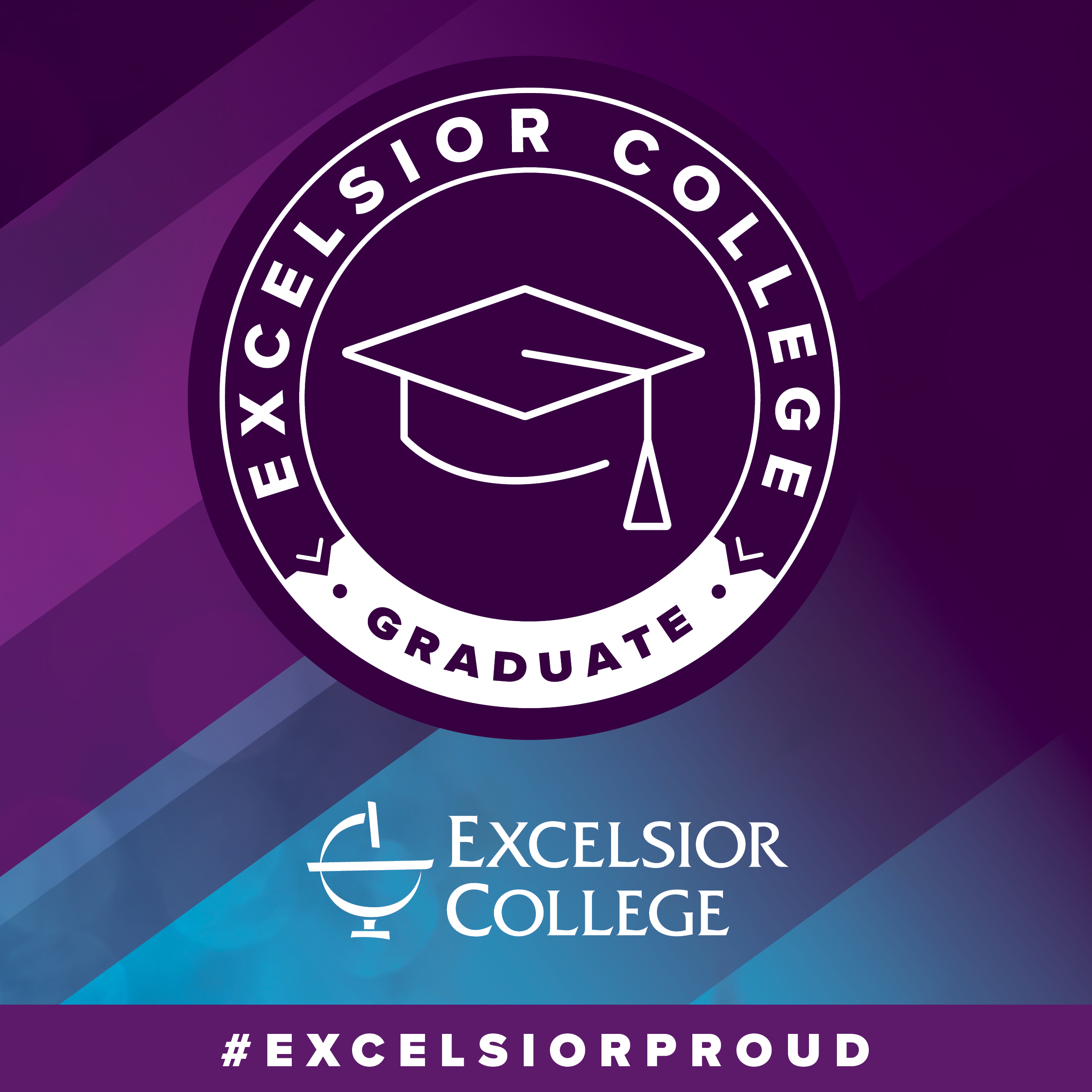Excelsior College Class of 2021 #Excelsior Proud