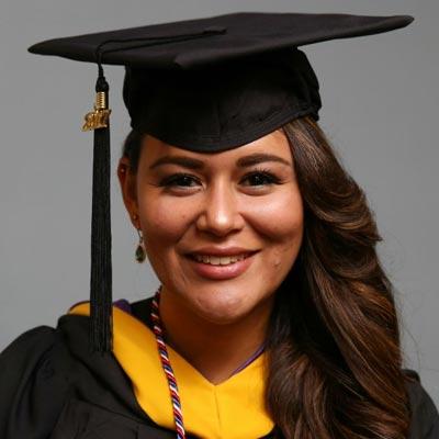 Graduate desiree guzman
