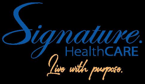 Signature HealthCARE, LLC logo