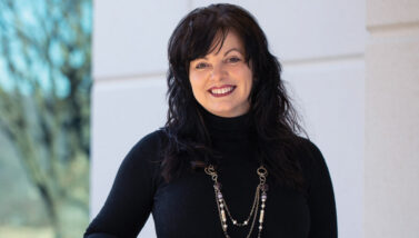 Debi Briggs, Masters Degree Graduate
