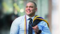 Wilfredo Abreu, BS in Business Graduate