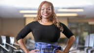 Katharin Rice-Gillis earned her Master's in Cybersecurity at Excelsior College.