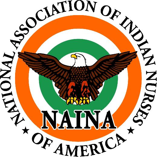 National Association of Indian Nurses of America (NAINA) logo