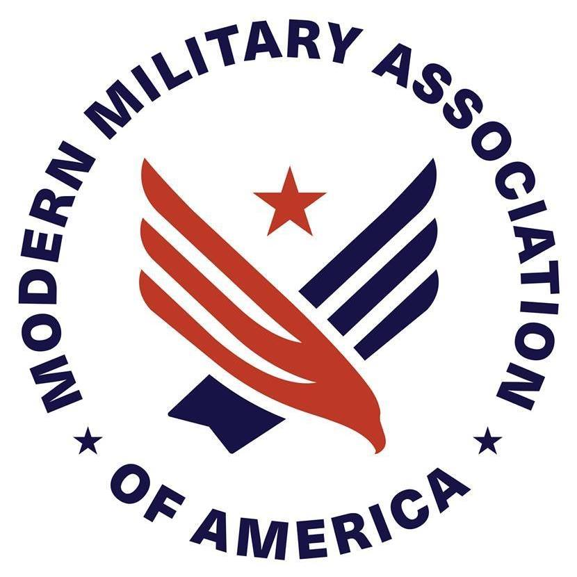Modern Military Association of America logo