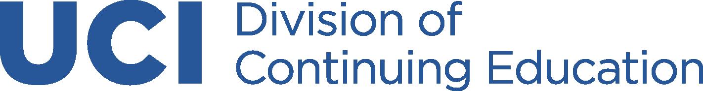 University of California, Irvine – Division of Continuing Education logo