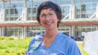 Katheryn Soons has earned three nursing degrees