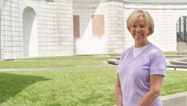Phyllis Wilson Womens Military Memorial President
